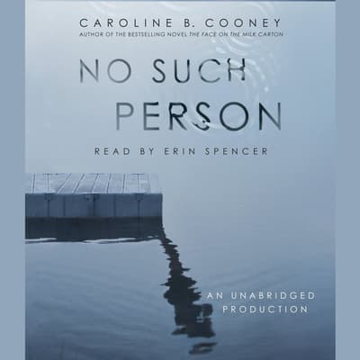 No Such Person by Caroline B. Cooney audiobook