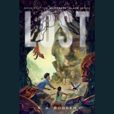 Lost by S. A. Bodeen audiobook