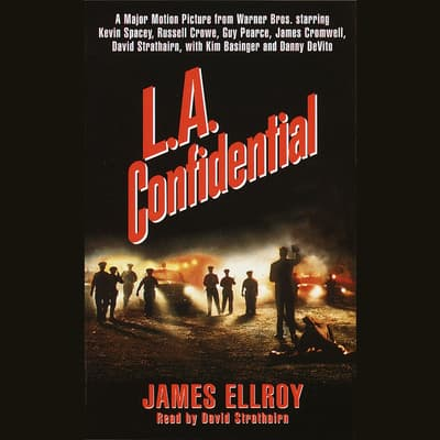 L.A. Confidential by James Ellroy audiobook