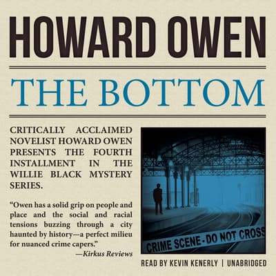 The Bottom by Howard Owen audiobook