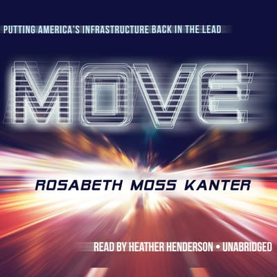 Move by Rosabeth Moss Kanter audiobook
