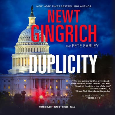 Duplicity by Newt Gingrich audiobook