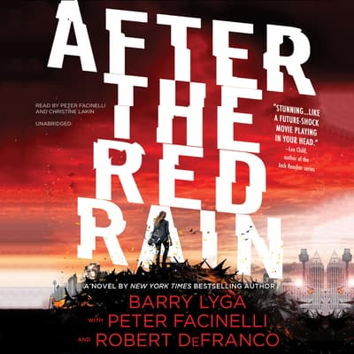 After the Red Rain by Barry Lyga audiobook
