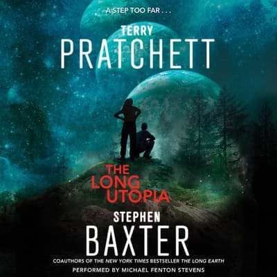 The Long Utopia by Terry Pratchett audiobook