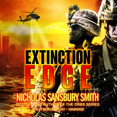 Extinction Edge by Nicholas Sansbury Smith audiobook