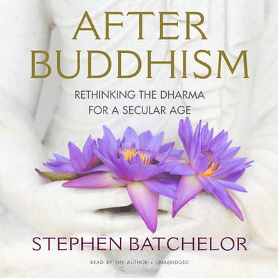 After Buddhism by Stephen Batchelor audiobook