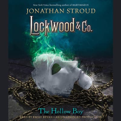 The Hollow Boy by Jonathan Stroud audiobook