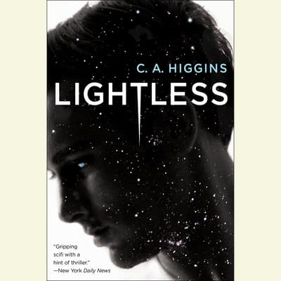Lightless by C. A. Higgins audiobook