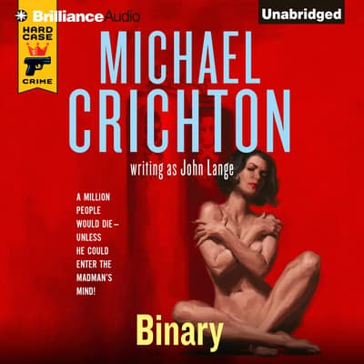 Binary by Michael Crichton audiobook