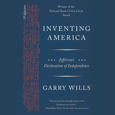 Inventing America by Garry Wills audiobook