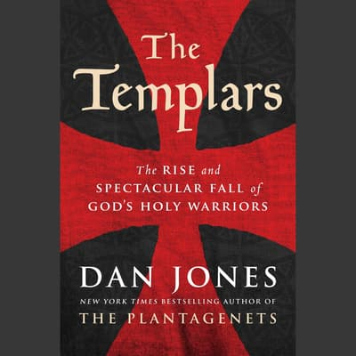 The Templars by Dan Jones audiobook