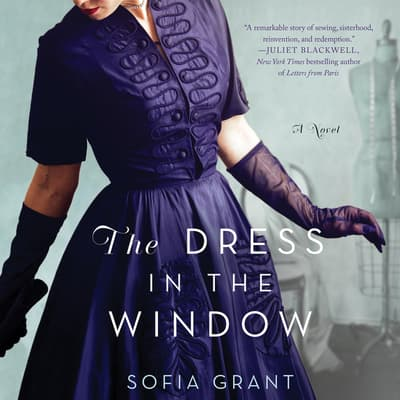 The Dress in the Window by Sofia Grant audiobook