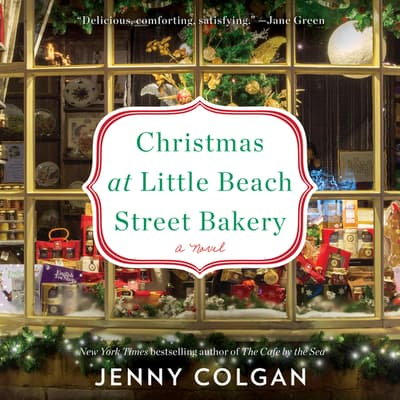 Christmas at Little Beach Street Bakery by Jenny Colgan audiobook