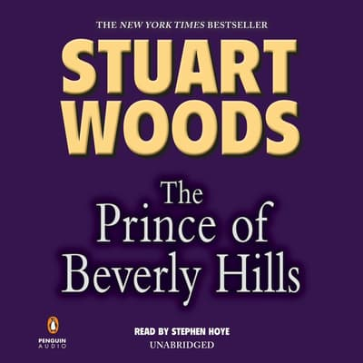 The Prince of Beverly Hills by Stuart Woods audiobook