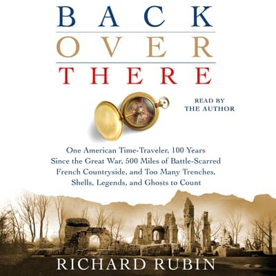 Back Over There by Richard Rubin audiobook
