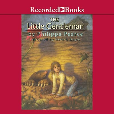 The Little Gentleman by Matthew Pearl audiobook