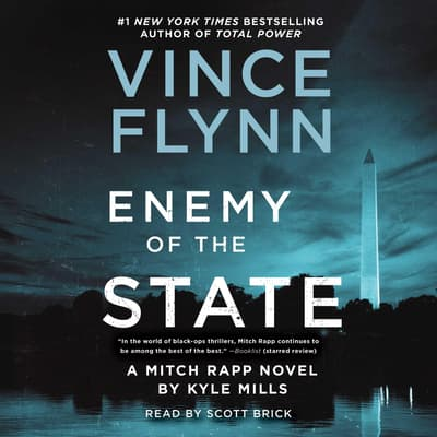 Enemy of the State by Vince Flynn audiobook