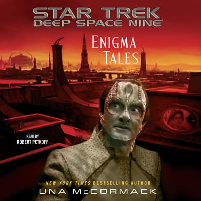 Enigma Tales by Una McCormack audiobook