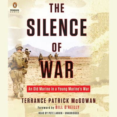 The Silence of War by Terry McGowan audiobook