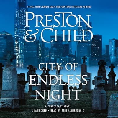City of Endless Night by Douglas Preston audiobook