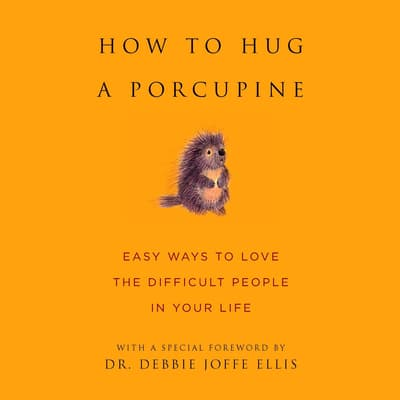 How to Hug a Porcupine by Sean Smith audiobook