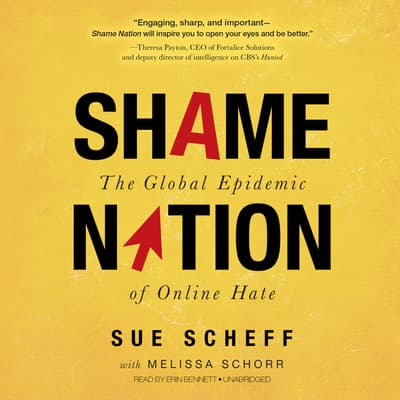 Shame Nation by Sue Scheff audiobook