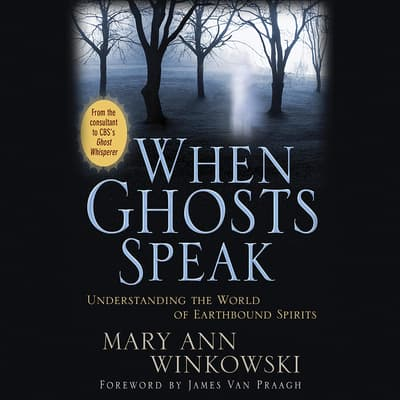 When Ghosts Speak by Mary Ann Winkowski audiobook
