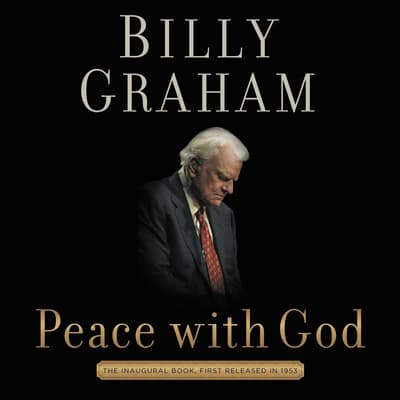 Peace with God by Billy Graham audiobook