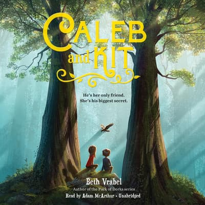 Caleb and Kit by Beth Vrabel audiobook