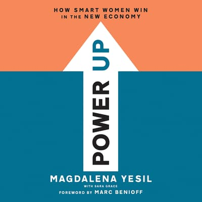 Power Up by Magdalena Yesil audiobook
