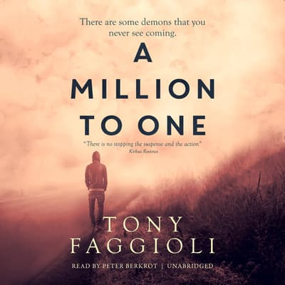 A Million to One by Tony Faggioli audiobook