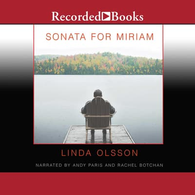 Sonata for Miriam by Linda Olsson audiobook