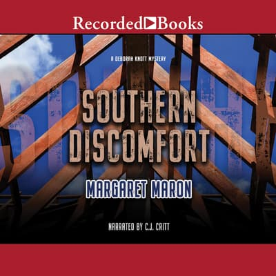 Southern Discomfort by Margaret Maron audiobook