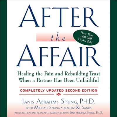 After the Affair, Updated Second Edition by Janis A. Spring audiobook