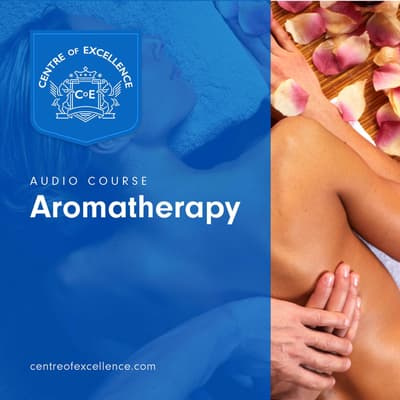 Aromatherapy by Centre of Excellence audiobook