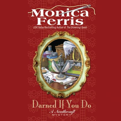 Darned if You Do by Monica Ferris audiobook