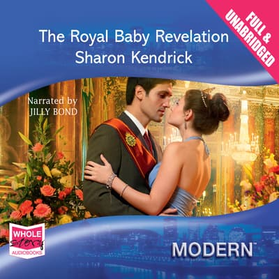 The Royal Baby Revelation by Sharon Kendrick audiobook