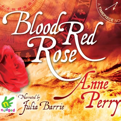 Blood Red Rose by Anne Perry audiobook