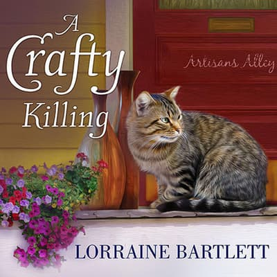 A Crafty Killing by Lorraine Bartlett audiobook
