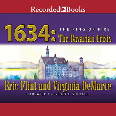 1634 by Eric Flint audiobook