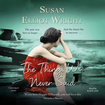 The Things We Never Said by Susan Elliot Wright audiobook
