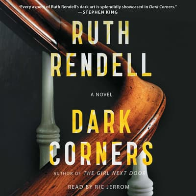 Dark Corners by Ruth Rendell audiobook