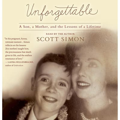 Unforgettable by Scott Simon audiobook
