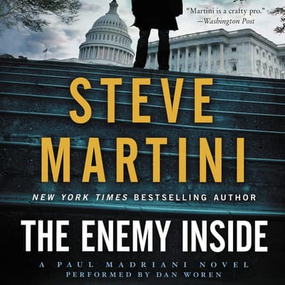 The Enemy Inside by Steve Martini audiobook