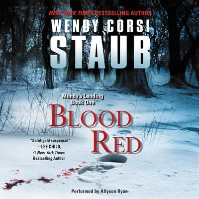 Blood Red by Wendy Corsi Staub audiobook