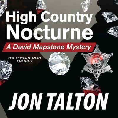 High Country Nocturne by Jon Talton audiobook