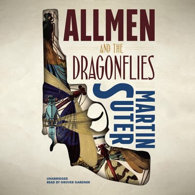 Allmen and the Dragonflies by Martin Suter audiobook