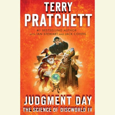 Judgment Day by Terry Pratchett audiobook