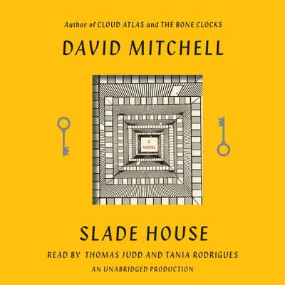 Slade House by David Mitchell audiobook