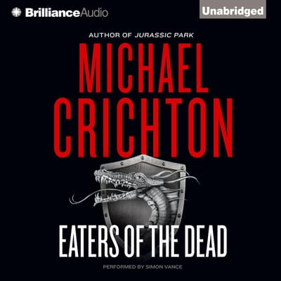 Eaters of the Dead by Michael Crichton audiobook
